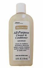 MELTONIAN All-Purpose Cleaner Conditioner * Leather Cream Lotion Water Repellant