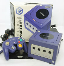 "Game Cube Violet Console System DOL-001 ""NTSC J"" FREE SHIP Nintendo DN10514393"