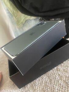 Apple iPhone 11 Pro Max - 256GB - MidnightGreen