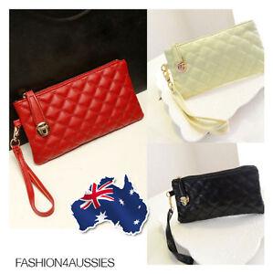 Soft Leather Clutch ~ Hot Women Handbag ~ Party Evening Purse ~ Wallets Bag New