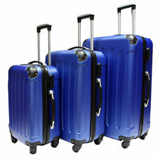 High Quality 4Wheel Spinner Suitcase PC Hard Case Luggage Trolley Case S,M,L,SET