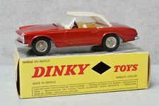 French Dinky Toys 516  Mercedes Benz 230 SL  Metallic Red   Near Mint Boxed