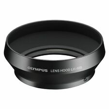 Olympus Official Lens Hood LH-48B Black for M.ZUIKO DIGITAL ED 17mm F1.8 New