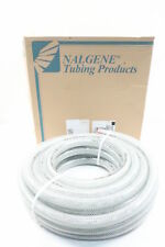 NEW NALGENE 8005-0310 980 PVC BRAIDED TUBING 3/4IDX1ODX1/8IN WALL 50FT D615397