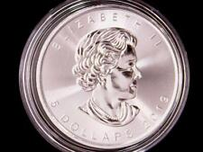 Beautiful 2019 Canadian Silver Maple Leaf 1 oz .9999 Silver Bullion Coin BU GEM