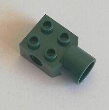 Axle e Pin Connettore Giunto di attivazione//disattivazione liscio bianco LEGO 32126 Technic