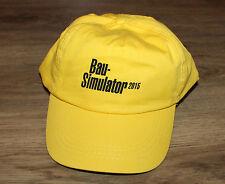 Construction-Simulateur 2015 PROMO Casquette gamescom