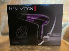 Remington D3190 Ionic Conditioning Hair Dryer for Frizz Free Styling Diffuser