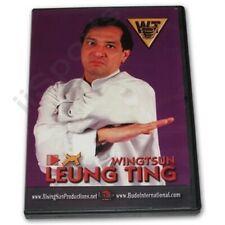 Wing Tsun Leung Ting Training Dvd chun Yip Man strategy kung fu martial arts New