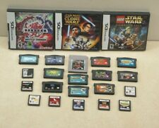 Lot of 23 Game Boy and DS Games GBA