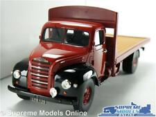 FORD THAMES ET6 MODEL TRUCK LORRY 1:43 SCALE RED BRITISH TRANSPORT CLASSICS K8