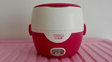 LOTOR 1.3L Electric cooking lunch box mini Rice cooker steam keep warm heating
