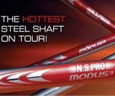 Nippon N. S. pro Modus3 Golf Eisen Schaft Set Steif Flex (Set 7 Schafte)