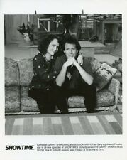 JESSICA HARPER GARRY SHANDLING IT'S GARRY SHANDLING'S SHOW '88 SHOWTIME TV PHOTO