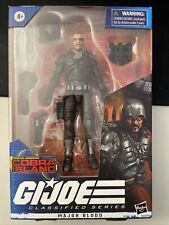 G.I Jos Classified Series Major Bludd Action Figure - in hand, ships fast!