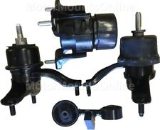 4PC MOTOR /& TRANS MOUNT WITH FRONT VACUUM FOR 2003-2006 TOYOTA CAMRY 3.0L