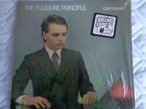 Gary Numan The Pleasure Principle SD 38-120