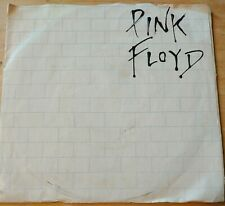"""Pink Floyd ANOTHER BRICK IN THE WALL 1979 7"""" Vinyl Picture Sleeve Columbia"""
