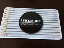 #Sketchit Coloring Pencils - 12 Count Ages 5+ (Arts & Crafts) Made in Taiwan