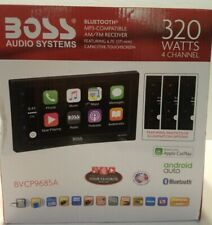 BOSS Audio Systems BVCP9685A Android Auto Car Multimedia Player New