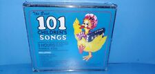 The Best 101 Children's Songs Played/Sung By Sound Stage Orchestra CD NEW B433