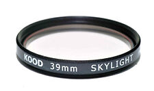 Kood 39mm SKYLIGHT 1A Filter