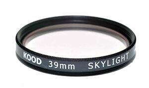 Hochwertig Kood 39mm Oberlicht 1A Filter Hergestellt Ein Japan Schutz Filter