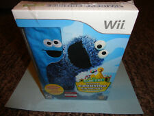Sesame Street: Cookie's Counting Carnival  (Wii, 2010) new