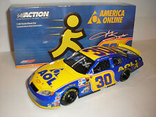 2004 JOHNNY SAUTER NASCAR DIECAST AOL CHEVY CAR MONTE CARLO RCR CHEVROLET RACING