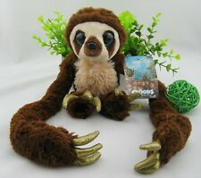 """THE CROODS MOVIE CHARACTER PLUSH STUFFED TOY MONKEY BELT DOLL 10"""""""