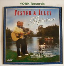 FOSTER & ALLEN - Reflections - Excellent Condition LP Record Stylus SMR 739