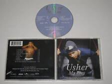 USHER/MY WAY (LA FACE 73008 26043 2) CD ÁLBUM