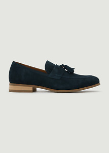 Peter Werth New Mens Moorhouse Loafers - Navy