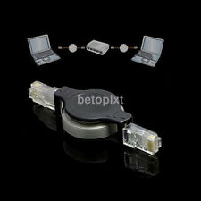Retractable RJ45 Ethernet Wire LAN Cord Internet Network Cable FR