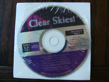 Clear Skies! Astronomy Software (CD-ROM) Swineburne University - Factory Sealed