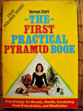 The First Practical Pyramid Book by Norman Stark w/ Pyramid, Good Condition 167p