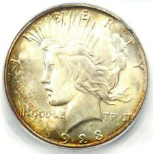 1923-S Peace Silver Dollar $1 - ICG MS65 - Rare Certified Coin - $2,780 Value!