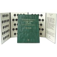 Coin Folder for 1938-1961 Jefferson Nickels Vol.1 LCF25 Gift Album by Littleton