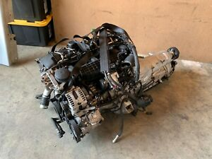 BMW E90 E92 E93 E82 N54 335I 135I 3.0L ENGINE MOTOR TURBOCHARGED DROPOUT OEM 86K