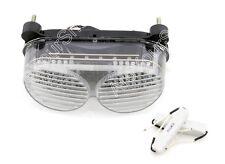 Clignotants LED Feu arrière intégrés pr Kawasaki ZR7S ZX6R ZX9R ZX900 ZZR600 Cl