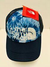 "THE NORTH FACE Floral Flower ""Photobomb"" Baseball Hat Adjustable Sz Ball Cap NWT"