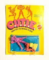 C.U.T.I.E. 4 Pack * 1986 * Mattel * Combine Shipping!