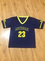 Vintage Michigan Wolverines football jersey size small