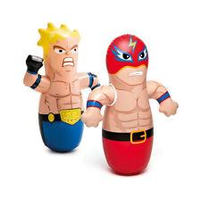 Intex 3D Bop Bag Boxer / Wrestler - Inflatable Blow Up Punching Bag