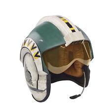 More details for star wars the black series wedge antilles battle simulation electronic helmet