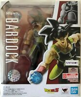 S.H. Figuarts Bardock Dragon Ball Z Action Figure Bandai Tamashii New In Stock