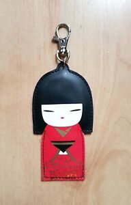 Japanese Kimmidoll collection keyring bag attachment BNWOT