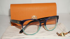Tory Burch Eyeglasses New Blue Round TY2069 1240 49 19 135