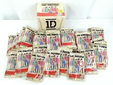 2013 One Direction Trading Cards - Heat damage - 90 Packs