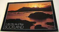 Scotland Isle of Skye Cuillin Hills PIS00118 DRG J Arthur Dixon - posted 1988